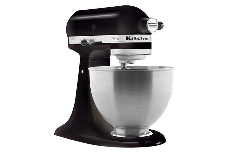KitchenAid KSM45 Classic Stand Mixer - Onyx Black (5KSM45AOB)