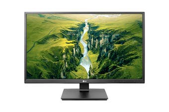 "LG 23.8"" FHD IPS LED Business Monitor (24BK550Y-B)"