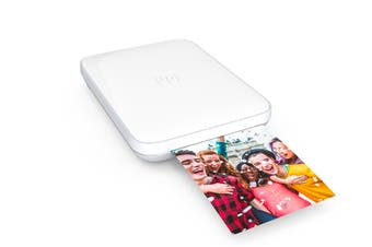Lifeprint 3 x 4.5 Portable Photo & Video Printer - White (90024845)
