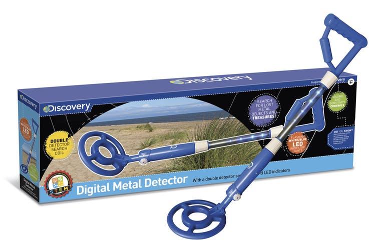 Discovery Kids Digital Metal Detector