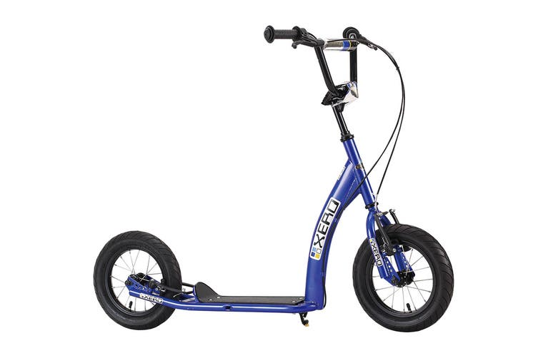 Eurotrike Xero 12 BMX Scooter - Blue/Black