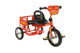 Eurotrike Tandem Trike - Fire