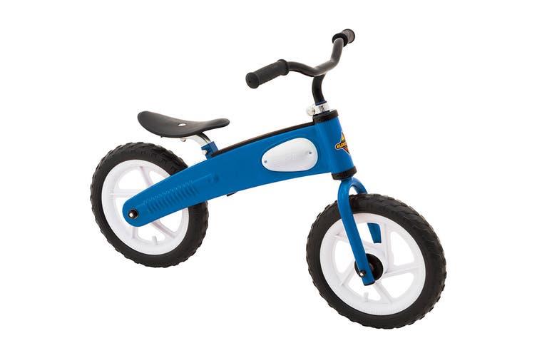 Eurotrike Glide and Balance Bike - Blue