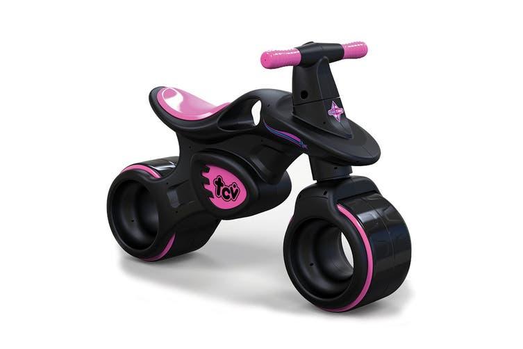 Eurotrike TCV Ride On Bike - Pink