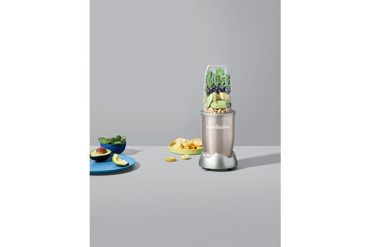 Nutribullet PRO 900W 5 Piece Blender - Champagne (NB9-0507)