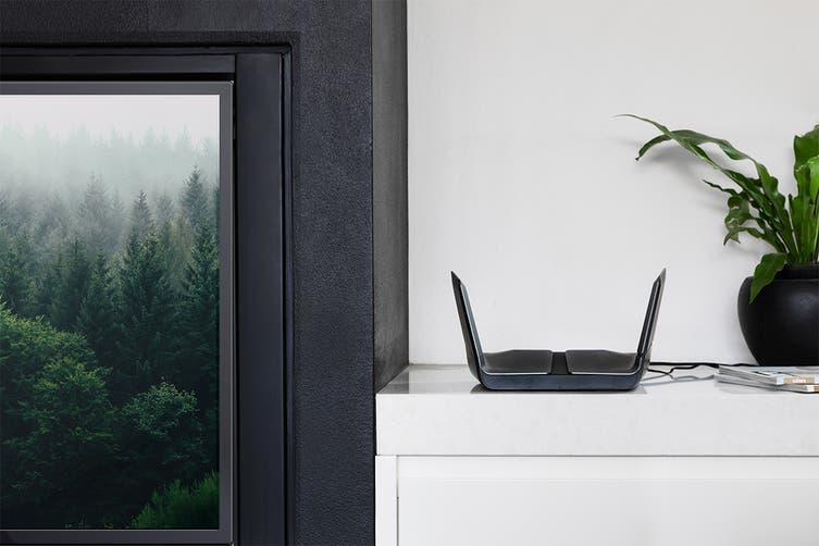 Netgear Nighthawk AX8 8-Stream AX6000 WiFi Router (RAX80-100AUS)