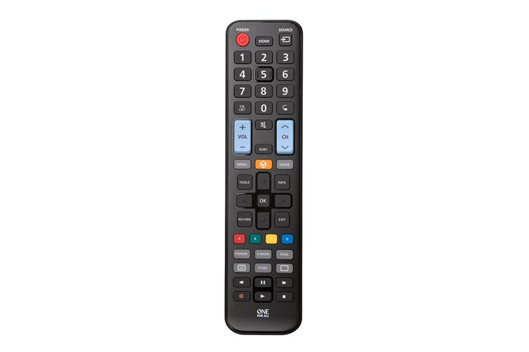 One For All Samsung Replacement Remote