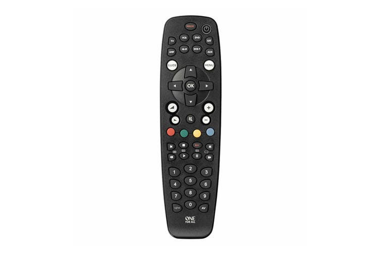 One For All Universal 8 Device Replacement Remote
