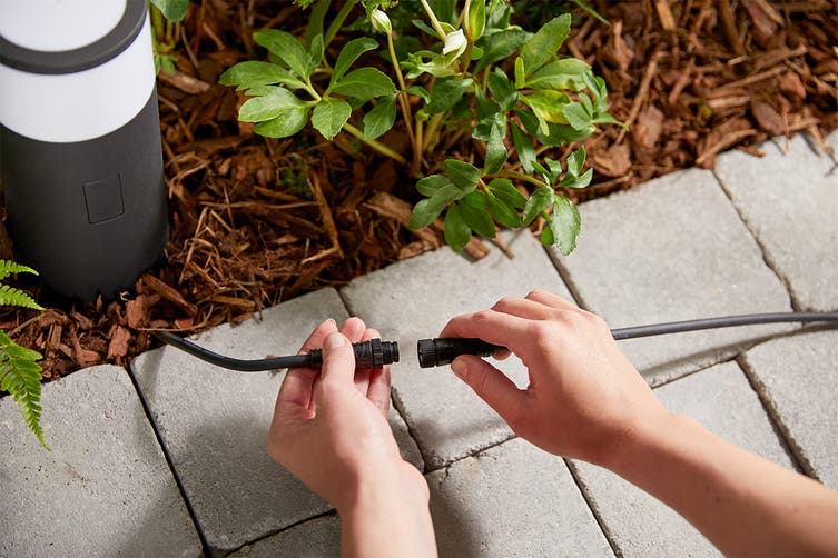 Philips Hue Outdoor Calla Pedestal Extension