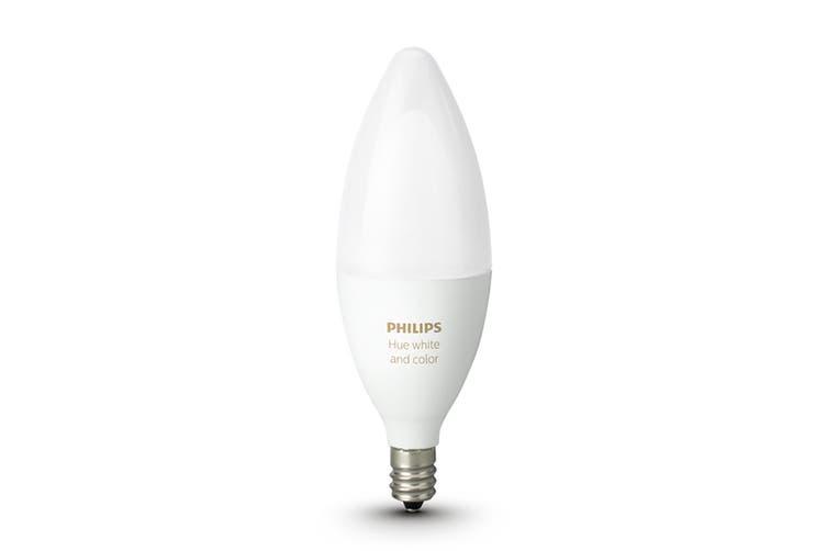 Philips Hue Colour Candle E14 Bulb