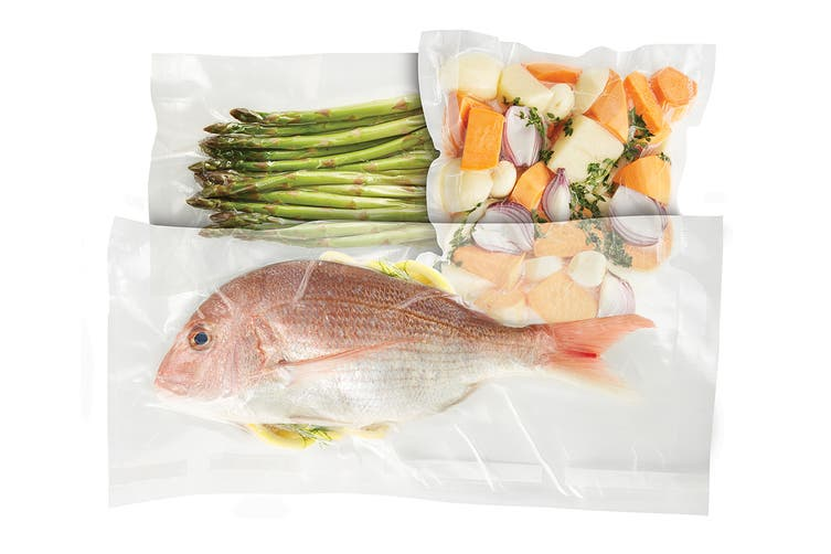 Sunbeam FoodSaver Bag Starter Pack (VS0210)