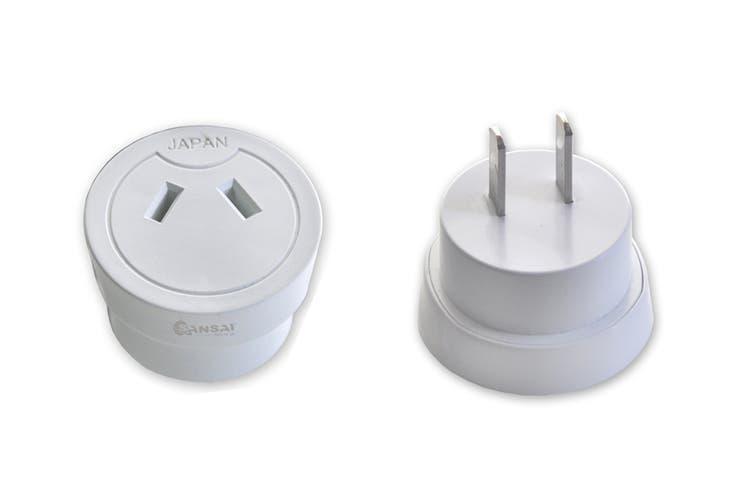 Sansai Travel Adaptor- Japan (STV-1007)