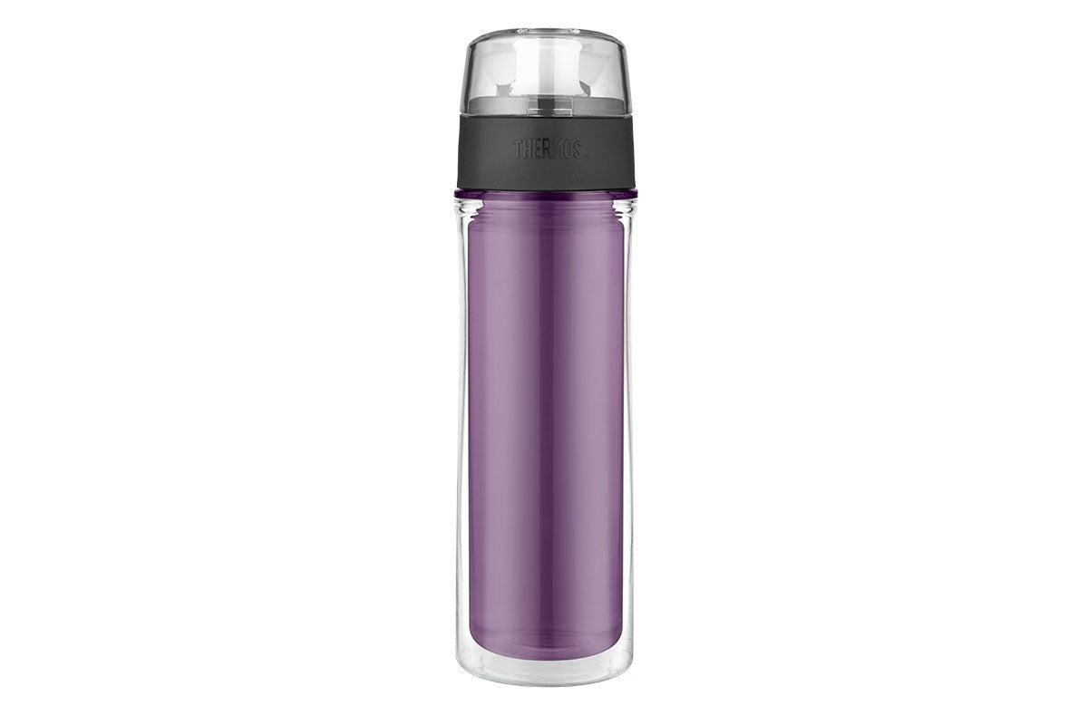Thermos 530ml Double Wall Eastman Tritan Hydration Bottle (Purple)