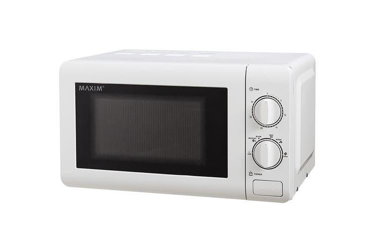Maxim 20L Manual Microwave Oven (KPMW20M )