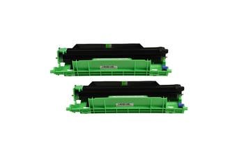 DR-1070 Premium Generic Drum Unit (Two Pack)