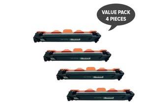 TN-1070 CT202137 Premium Generic Toner (Four Pack)