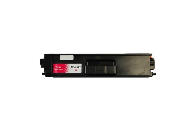 TN-340 Magenta High Yield Generic Toner