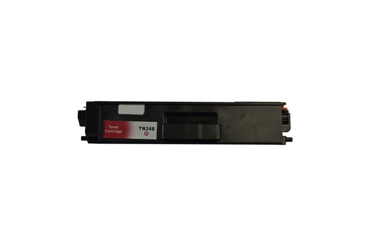 TN-348 Magenta Super High Yield Generic Toner