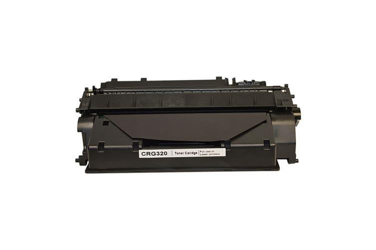 Cart 320 Black Premium Generic Toner
