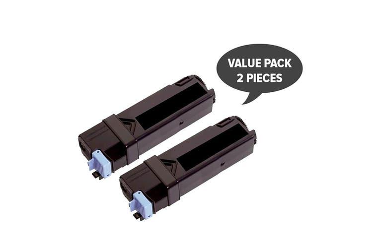 2130 2135 Black Premium Generic Toner (Two Pack)