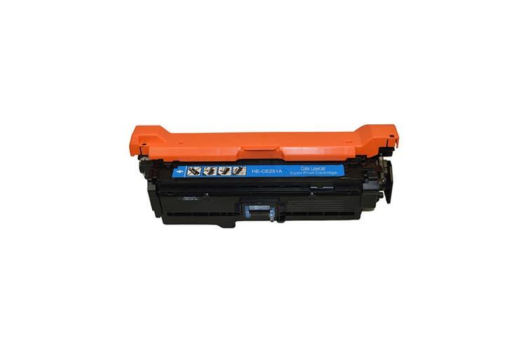 CE251A #504A Cyan Premium Generic Toner