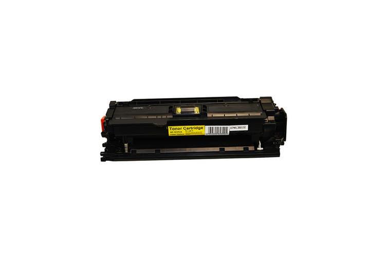 CE252A #504A Yellow Premium Generic Toner