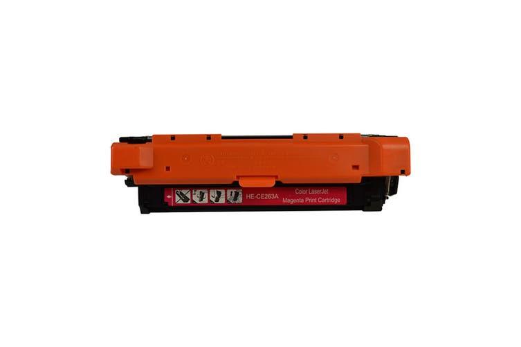 CE263A #648A Premium Generic Magenta Toner