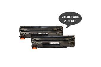 CF283X Premium Generic Toner (Two Pack)