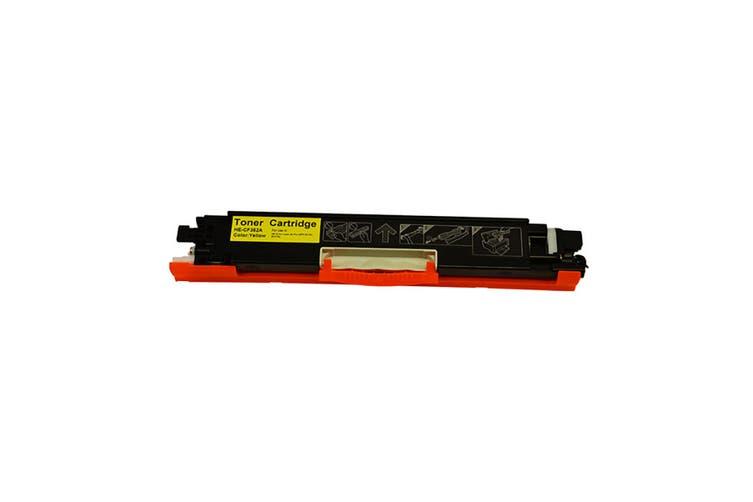 CF352A #130 Premium Yellow Generic Toner