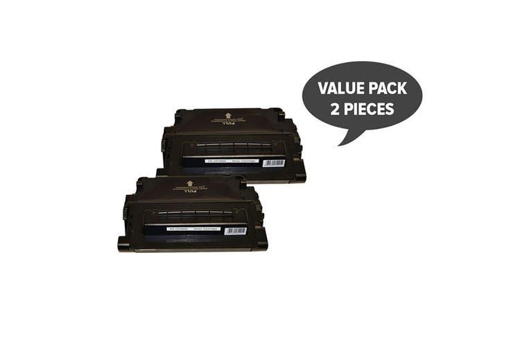 CE390A #90A Premium Generic Cartridge (Two Pack)
