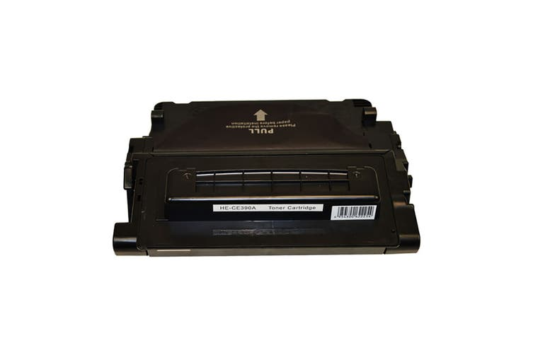 CE390A #90A Premium Generic Black Toner Cartridge