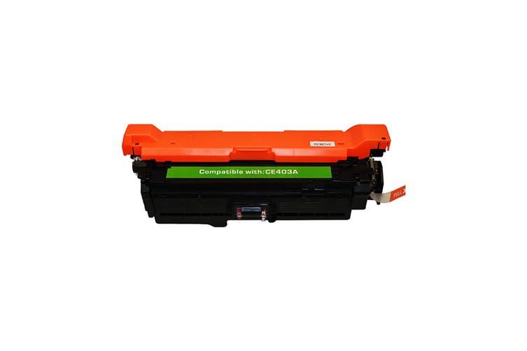 CE403A #507X Premium Generic Magenta Toner