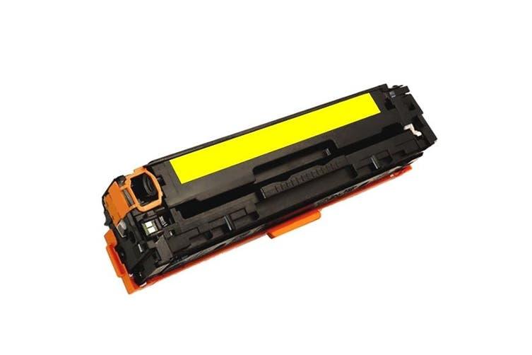 CART-316Y CB542A #125A CART-416Y Yellow Premium Generic Toner