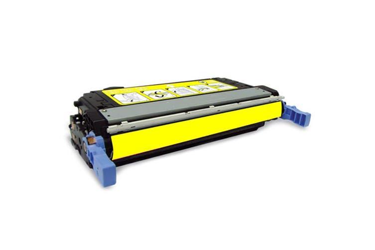 Q5952A #643A Q6462A #644A Yellow Premium Generic Toner Cartridge