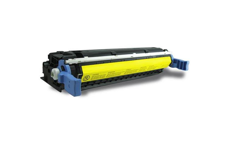C9722A 4600M 4650M Yellow Premium Generic Toner Cartridge