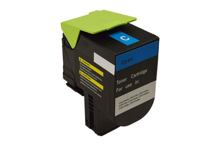 708HC Cyan Premium Generic Toner