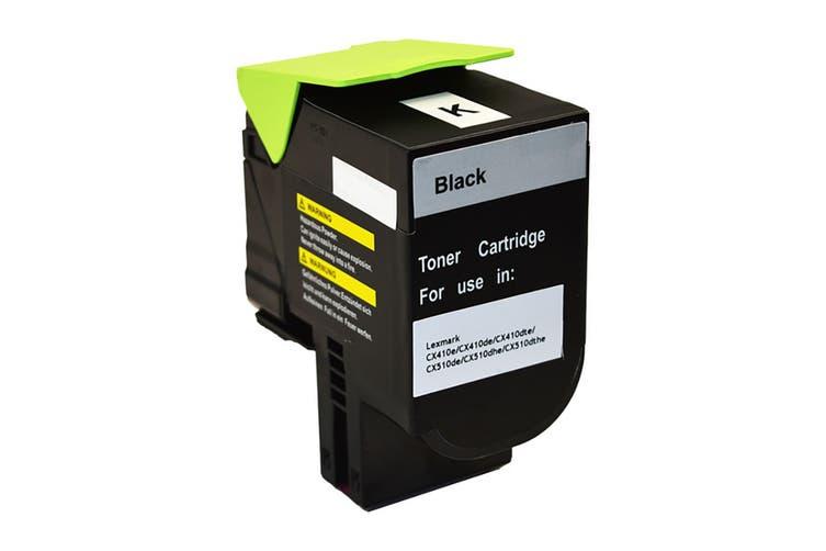 808HK CX410 CX510 Black Premium Generic Toner