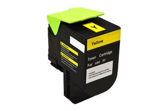 808HY CX410 CX510 Yellow Premium Generic Toner