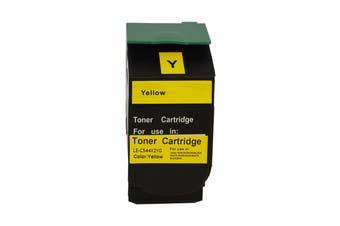 C544Y C544XIYG Premium Generic Yellow Toner
