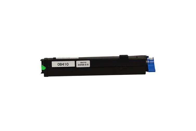 43979103 Black Generic Toner Cartridge