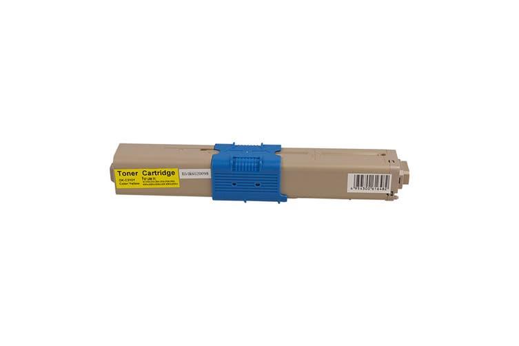 C310 44469755 Premium Generic Yellow Toner