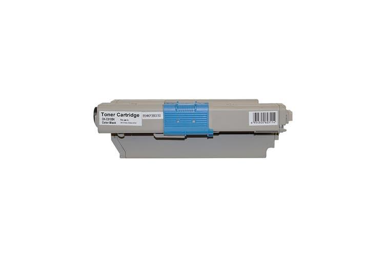 C510 4459806 Premium Generic Black Toner