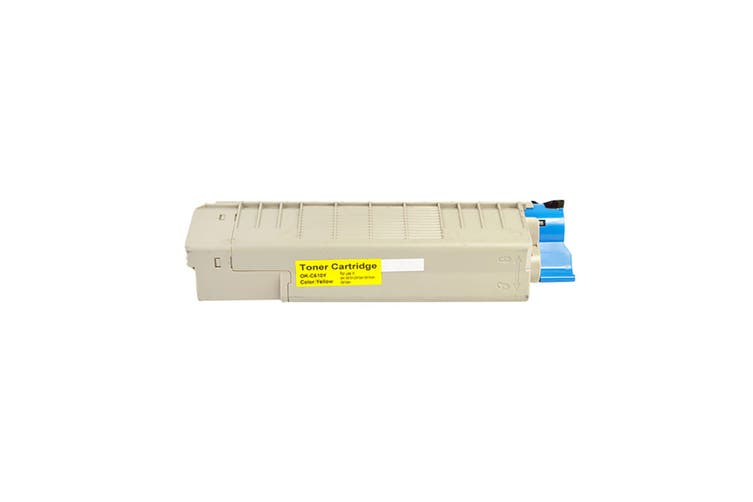 C610 44315309 Yellow Premium Generic Toner Cartridge