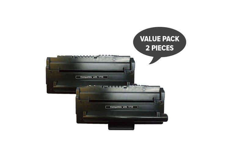 ML-1700 ML-1710 ML-1710D3 SCX-4100D3 SCX-4216 34217HR 18S0090 CWAA0524 X215 18S0090 Universal Premium Generic Toner (Two Pack)