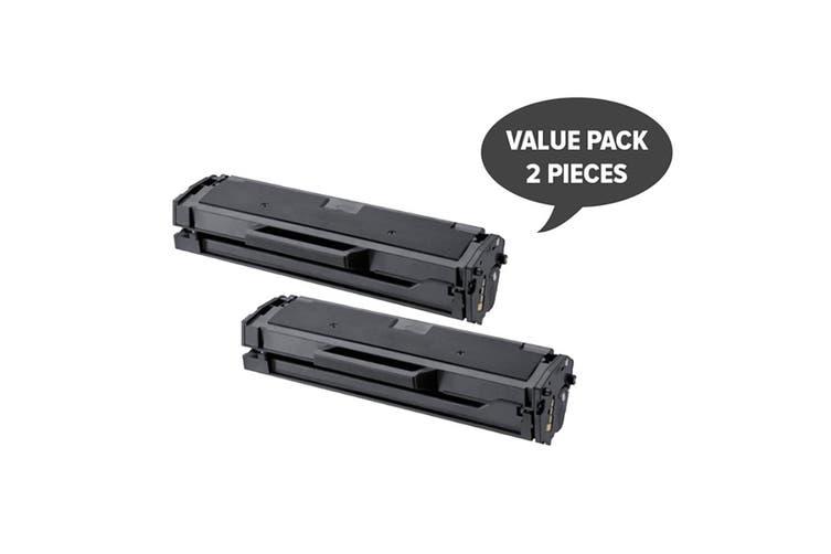 MLT-D101S Black Premium Generic Toner (Two Pack)