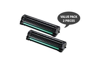 MLT-D104S Black Premium Generic Toner (Two Pack)