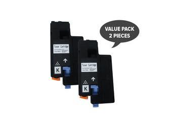 CT201591 CP105/205 Premium Black Generic Toner (Two Pack)