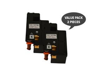 CT202264 Black Premium Generic Toner (Two Pack)