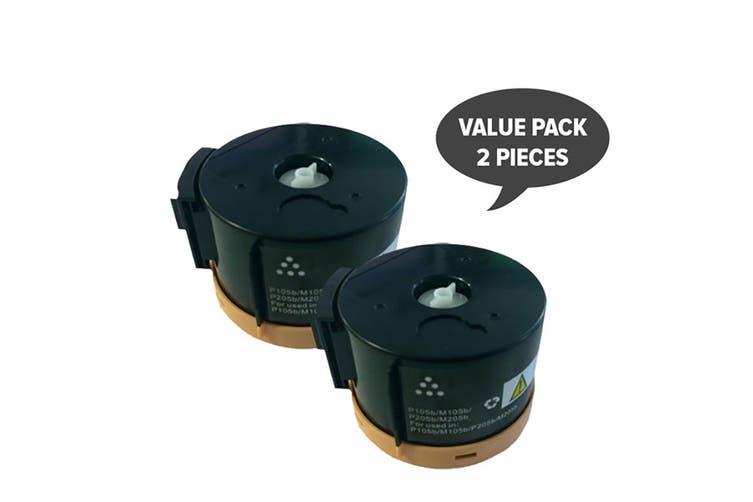P205 M205 CT201610 Black Premium Toner (Two Pack)