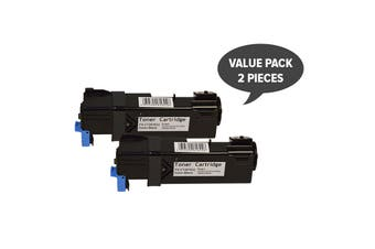 CT201632 CP305 Black Generic Toner Cartridge (Two Pack)